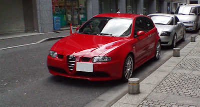 Alfa 147GTA & AudiTT