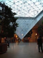パリのピラミッド