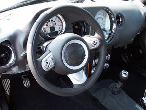 R56 MINI Interior
