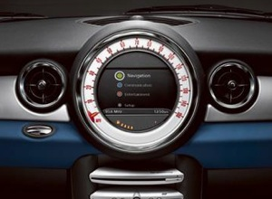 R56 MINI CenterMeter with Navigation