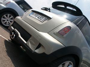R56 MINI Rear